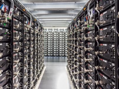 Eröffnung Batteriespeicher Schwerin 2
