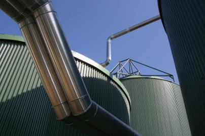 Biogasanlage in Vietlübbe