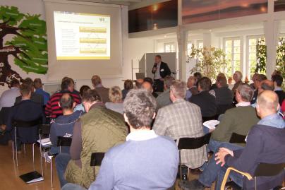 Infoveranstaltung für Betreiber von Biogasanlagen bei der WEMAG