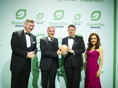 Gewinner in der Kategorie Energie ist das Batteriespeicherprojekt von Younicos und WEMAG