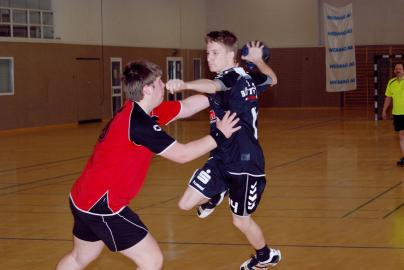 Handball beim TSV Bützow