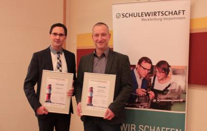 Ausbildungsbetrieb WEMAG erhält die Auszeichnung als Leuchtturm