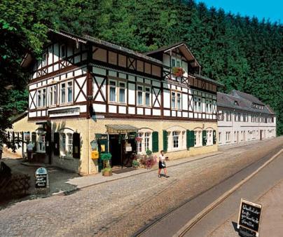 Hotel Lichtenhainer Wasserfall profitiert von der Kooperation der WEMAG mit der DEHOGA Sächsische Schweiz