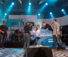 Die WEMAG war dieses Jahr wieder bei der NDR Sommertour vertreten