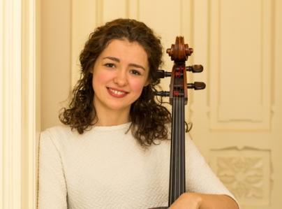 Anastasia Kobekina erhält WEMAG-Solistenpreis