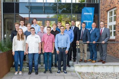 WEMAG begrüßt Auszubildende und Dualstudierende