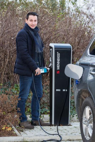 WEMAG verbessert Infrastruktur für Elektroautos