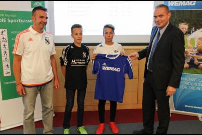 Die WEMAG unterstüzt den Landesfußballverband Mecklenburg-Vorpommern