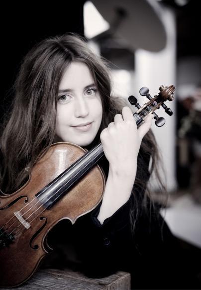 Vilde Frang ist Preisträgerin in Residence bei den Festspielen M-V