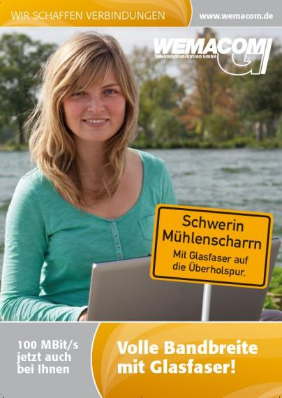 WEMACOM Informationstag in Mühlenscharrn und Krebsbachaue