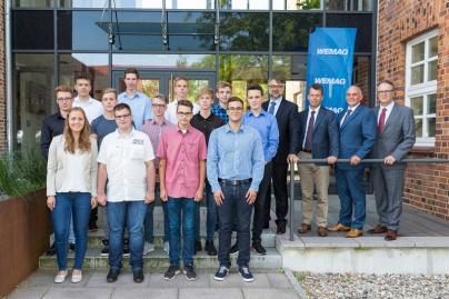 WEMAG begrüßt mehr Auszubildende und Dualstudierende