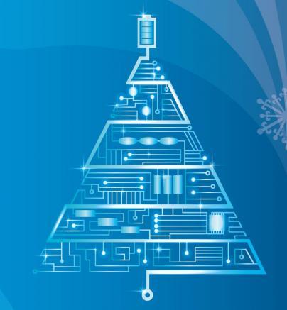 Die WEMAG wünscht frohe Weihnachten!