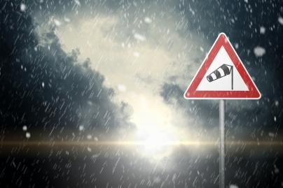 Orkane Felix und Elon sorgten für Schäden am Stromnetz