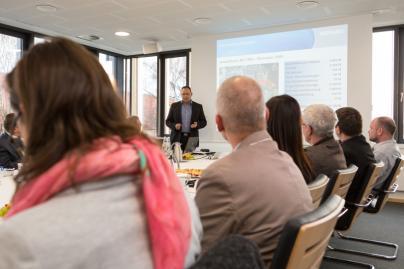 WEMAG-Gruppe stellt sich Wohnungswirtschaft vor