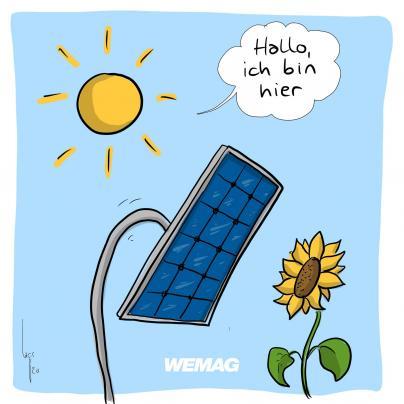 Was ist Sonnenenergie?