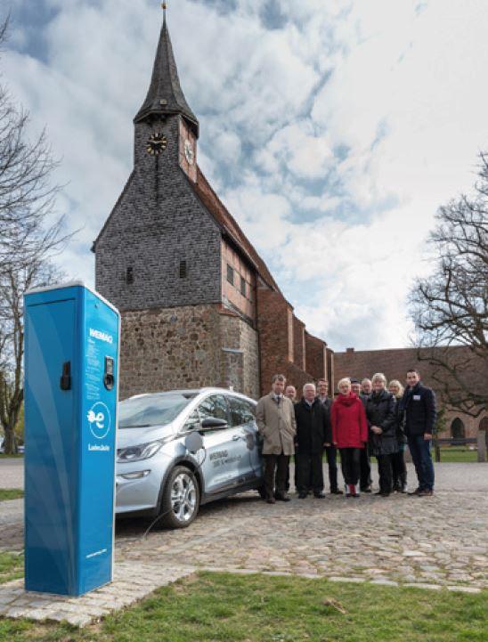 WEMAG - nachhaltige Mobilität